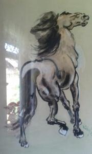 Vzpurný kůň