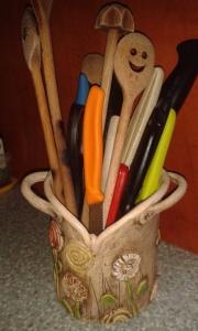 Vařešák na vařečky a nože